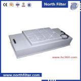 Unité de filtrage de ventilateur pour le filtre à air