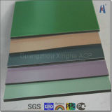 Guangzhou Building Material Cladding Wall Aluminum Composite Panel