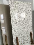 Countertop van de Steen van het Kwarts van de Kleur van Carrara voor Decoratie