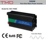 5000 watts 12V/24V/48V/DC à AC/110V/230V outre d'inverseur d'énergie solaire de réseau