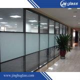10mm flaches Sandblast-Frost-Glas für Büro