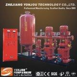 Bomba do abastecimento de água da luta contra o incêndio de Yonjou (WZG)