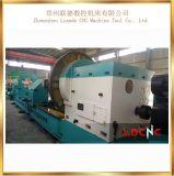 Máquina resistente horizontal do torno da elevada precisão C61200 universal