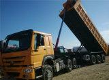Тележка трактора HOWO и Dumper трейлер Semi
