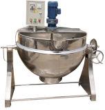 arroz del acero inoxidable 500L que cocina la caldera