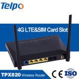 Módem de la ranura para tarjeta 4G del G/M SIM del surtidor de China con el acceso de Ethernet