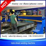Bock CNC-Flamme-Plasma-Ausschnitt-Maschine für flaches Metall
