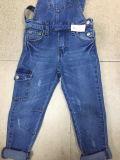Джинсыы джинсовой ткани общие для малышей