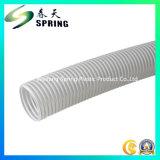 Manguito resistente espiral reforzado plástico de la succión del PVC para la irrigación