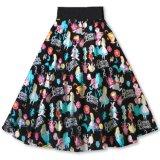 Сбор винограда воодушевило юбки напечатанное Алиса партии повелительниц наиболее поздно флористические