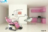 流行のFoldableスペース節約の効率的な歯科椅子(F6)