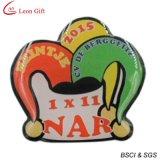 Pin de encargo de la solapa de la impresión de la insignia para el regalo de la promoción (LM1137)