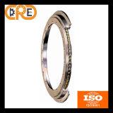 Único-Fileira do OMI anel de rolamento do giro da esfera do contato de quatro pontos