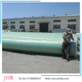 Tubo de acrílico corrosivo anti del producto químico del tubo de agua de GRP