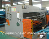 Corte de corte Machineqc12y-6/2500 da placa da máquina do pêndulo de Hrdraulic