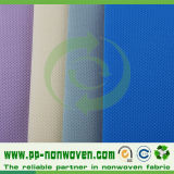 Tela não tecida impermeável do Polypropylene de Spunbond