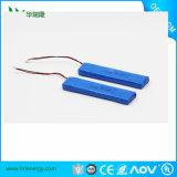 Hrl7.4V 400mAh Lithium-Plastik-Nachladen-Batterien