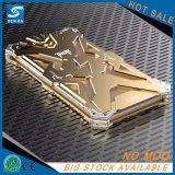Haltbares AluminiummetallShockproof Telefon-Kasten für iPhone 7