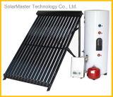 Système solaire pressurisé de réchauffeur d'eau chaude (Keymark solaire)