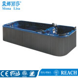 5,7 Metros ao ar livre Lucite Acrylic Swimming SPA Massage Tub (M-3323)