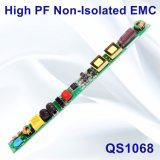fuente de alimentación sin aislar de la luz del tubo de 12-25W Hpf con EMC QS1068