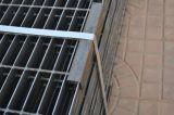 Стандартная черная стальная решетка