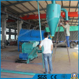 Máquina de fabricação de pó de resgate de log Branch / Moedor de madeira pequeno / Triturador de sucata
