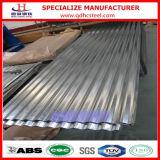 Лист Galvalume ASTM A792 Az150 Corrugated стальной