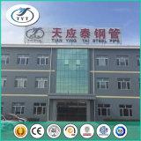 Pijp van het Staal van de duim 1/2to 8 de Gegalvaniseerde van de Fabriek van Tian Jin Tian Ying Tai