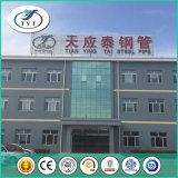 Tian Jin Tian Ying Tai 공장에서 강관이 인치에 의하여 1/2to 8 직류 전기를 통했다