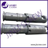 Pipe Extrusion를 위한 원뿔 Twin Screw Barrel
