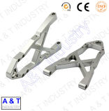 CNC kundenspezifische Aluminiumlegierung-rostfreier Stahl-Fräsmaschine-Ersatzteile