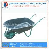 Wheelbarrow de aço de (WB-6414L) para a venda quente