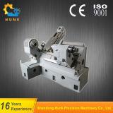 Lathe CNC хоббиа Ck80L автоматический поворачивая горизонтальный с башенкой инструмента