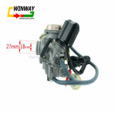 Pièce de la moto Ww-9321, carburateur de la moto Gy6-50,