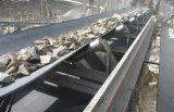Banda transportadora estática anti de la construcción de PVC/Pvg
