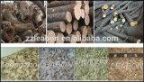 Timpano di legno dell'albero della biomassa del CE che scheggia macchina
