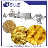 O milho automático da aplicação do milho ondula a maquinaria dos petiscos