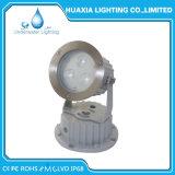 Garten-Licht des Cer-IP68 anerkanntes AC120V LED (HX-HFL98-3With9W)