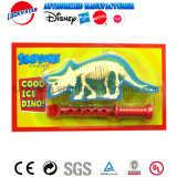 Jouet en plastique de moulage de glace de dinosaur pour la promotion de gosse