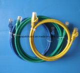 Cordon de connexion de gris bleu du chat 6A S/FTP 30m PVC/LSZH
