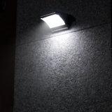 1000lm punto culminante Waterproof Radar de microonda Solar Lámpara ligera de la seguridad de la pared del jardín del sensor de movimiento LED