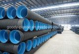 Tubulação do HDPE do grande diâmetro para o sistema de drenagem
