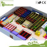 Zona de salto del trampolín de la venta directa de la fabricación de China