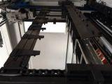 Máquina que corta con tintas y que arruga automática