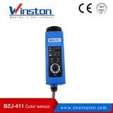 Série Bzj-411 de Bzj de détecteur de couleur de constructeur de Winston