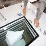 Portello della lega di alluminio per il locale senza polvere
