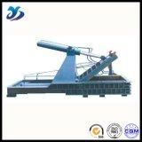 El Ce hecho en metal hidráulico del desecho de acero de la basura de la fábrica de China conserva la prensa