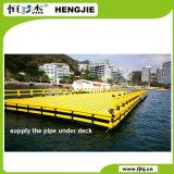 갑판 HDPE 관의 밑에 대양 여가 생태학 호스텔
