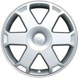 OEM het Wiel van de Legering voor 00-02 Audi S4 17inch 58723